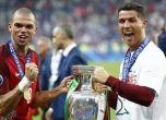 رونالدو وبيبي ضمن قائمة أفضل لاعبي أوروبا
