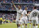 ريال مدريد يسحق ألميريا ويضيق الخناق على برشلونة