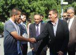 الدكتور ناصر اللحام يزور جامعة خضوري - شاهد الصور