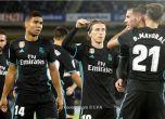 ريال مدريد يعود للانتصارات بثلاثية في سويسداد