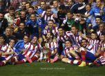 أتلتيكو يثأر من ريال مدريد ويتوج بكأس السوبر الإسباني