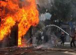 باكستاني حاول التملص من نفقة طلاق زوجته فأحرق مطعمه