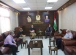 توقيع إتفاقية لصيانة مركز الحجر الصحي بمخيم طولكرم