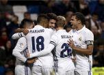 ماريانو يقود ريال مدريد لفوز ساحق على ليونيسا