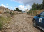 بلدية طولكرم تقوم بأعمال تنظيف واد التين وتهيئته استعداداً ل ...
