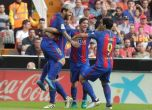 ميسي يقود برشلونة لفوز قاتل على فالنسيا
