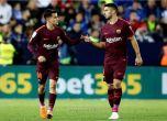 برشلونة يستعد لتشيلسي بثنائية في شباك مالاجا
