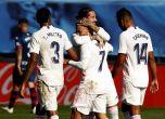 إصابة لاعبي ريال مدريد هازارد وكاسيميرو بكوورونا