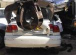 أب يبلغ الشرطة عن ابنه لحيازته مركبة مشطوبة بطولكرم