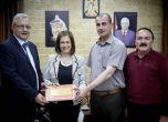 المحافظ أبو بكر يوقع اتفاقية تعاون مع مؤسسة فلسطين الخير ضمن ...