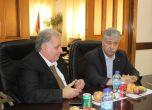 رئيس بلدية طولكرم يستقبل د. مجدلاني ويشيد بالمواقف الوطنية ل ...