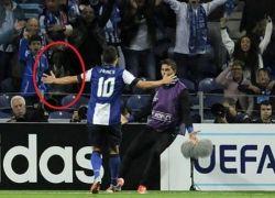 شاهد:صحيفة برتغالية تؤكد التقاط احد المصورين لصورة شبح يطارد لاعب