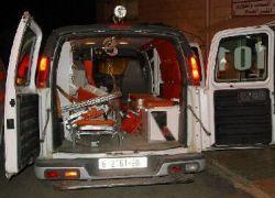 جنين: اصابات خطيرة بانقلاب مركبة