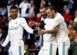 ريال مدريد يواصل صحوته ويكتسح آلافيس برباعية