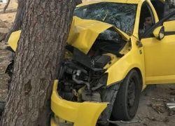 5 اصابات بجروح خطيرة في حادث سير ذاتي شرق بيت لحم