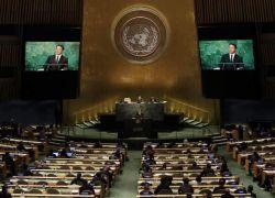 الأمم المتحدة تصوت بأغلبية مطلقة على مشروع قرار لتوفير حماية دولية لشعبنا