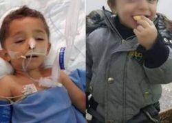 تلفاز يقتل طفلا بعد ان سقط على رأسه في جنين