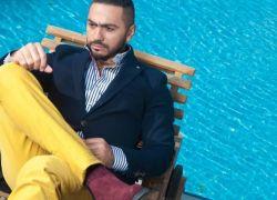 الفنان المصري تامر حسني يفقد صوته