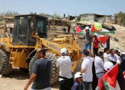 الاحتلال يقرر اخلاء وهدم الخان الأحمر شرق القدس