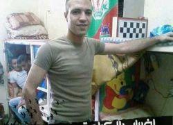 """الأسير موسى الخولي يعاني من صعوبة الحركة بعد الاعتداء عليه في سجن """"جلبوع"""""""