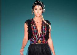 عرض لأزياء مستوحاة من التراث الاردني والفلسطيني في لندن