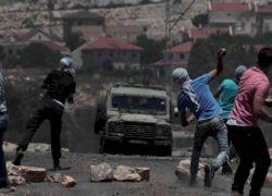 إصابات بالاختناق خلال مواجهات مع الاحتلال في كفر قدوم