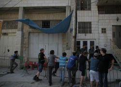 انسحاب المستوطنين من منزل عائلة ابو رجب