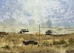 انفجار على الحدود- جرحى في قصف مدفعي اسرائيلي على جنوب لبنان