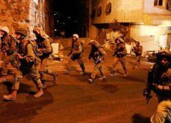 قوات الاحتلال تعتقل 4 مواطنين شرق طولكرم