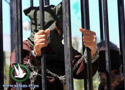 نادي الاسير يطالب بإدخال طبيب مختص لعلاج الاسير بلال كايد