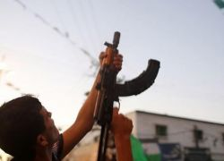 إصابة مواطنيْن بالرصاص خلال حفل زفاف في غزة