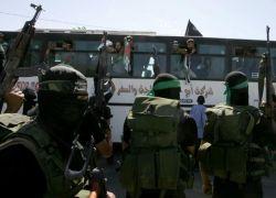 صحيفة كويتية: حماس عرضت على مصر قائمة من 500 أسير لصفقة التبادل