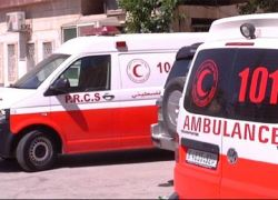 وفاة طفل واصابة اخر في حادث سير غرب غزة