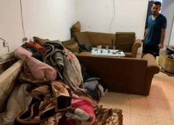 الاحتلال يداهم سكنين للطلبة في بيرزيت
