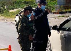 الشرطة تقبض على مطلوببن للعدالة وتضبط مركبات غير قانونية في طولكرم