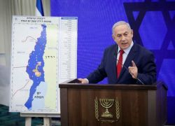 نتنياهو: نعمل على تحويل الضفة الى جزء لا يتجزأ من إسرائيل