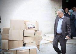 محافظ طولكرم عصام أبو بكر يَتسلم من اللواء الفارس مكرمة رئاسية لحالات مرضية وتعليمية وأسر محتاجة