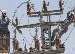 اول تحرك فلسطيني ضد قطع الكهرباء عن مناطق الضفة الغربية