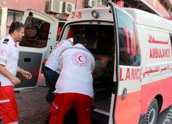 مصرع سائق دراجة نارية في حادث سير وقع شمال الخليل