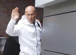 زيدان يتخذ قرار الفراق مع ريال مدريد