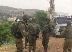 الاحتلال يهدم منزلا شمال غرب رام الله