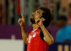 مصر تتأهل لنهائيات كأس العالم 2018 .. شاهد ملخص المباراة