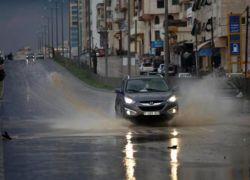 المنخفضات الجوية تعود لفلسطين خلال الثلث الأخير من الشهر الجاري