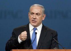 نتنياهو يهدد برد قاس وموجع على صواريخ غزة