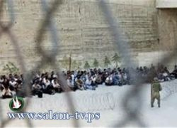 نادي الاسير: 20 اسيرا من سجن مجدو يخوضون اضرابا مفتوحا عن الطعام