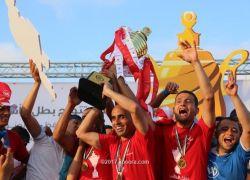 تحديد موعد نهائي كأس فلسطين
