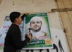 جثمان الشهيد البطش يصل غزة نهار الاربعاء