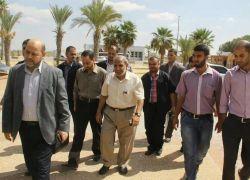 أهداف لقاءات حماس في القاهرة
