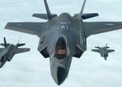 3 مقاتلات F-35 تصل اسرائيل