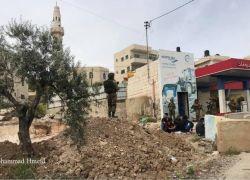 الاحتلال يدهس سيدة ويعتقل عددًا من الشبان في تقوع